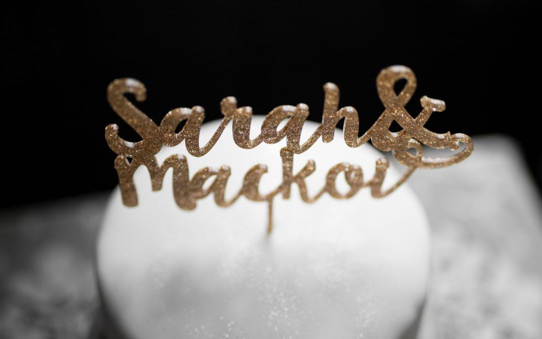 Preview – Bruiloft Sarah & Mackoi