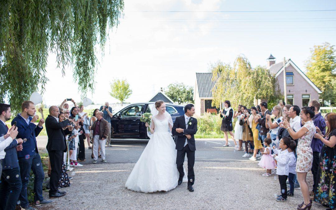 Preview – Bruiloft Margriet en Dah Dah Mu